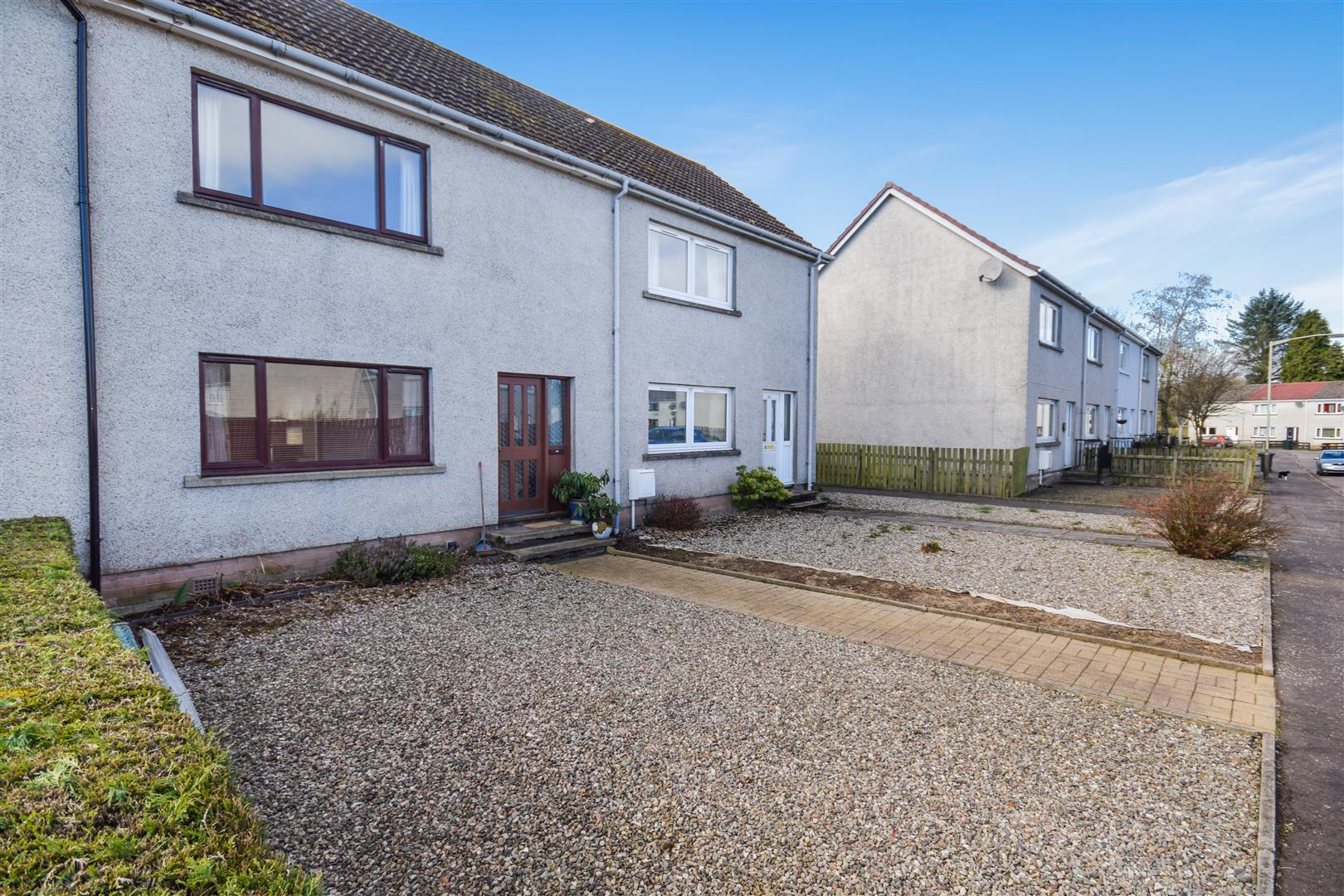 38, Sidlaw Crescent, Coupar Angus, Perthshire, PH13 9BX, UK